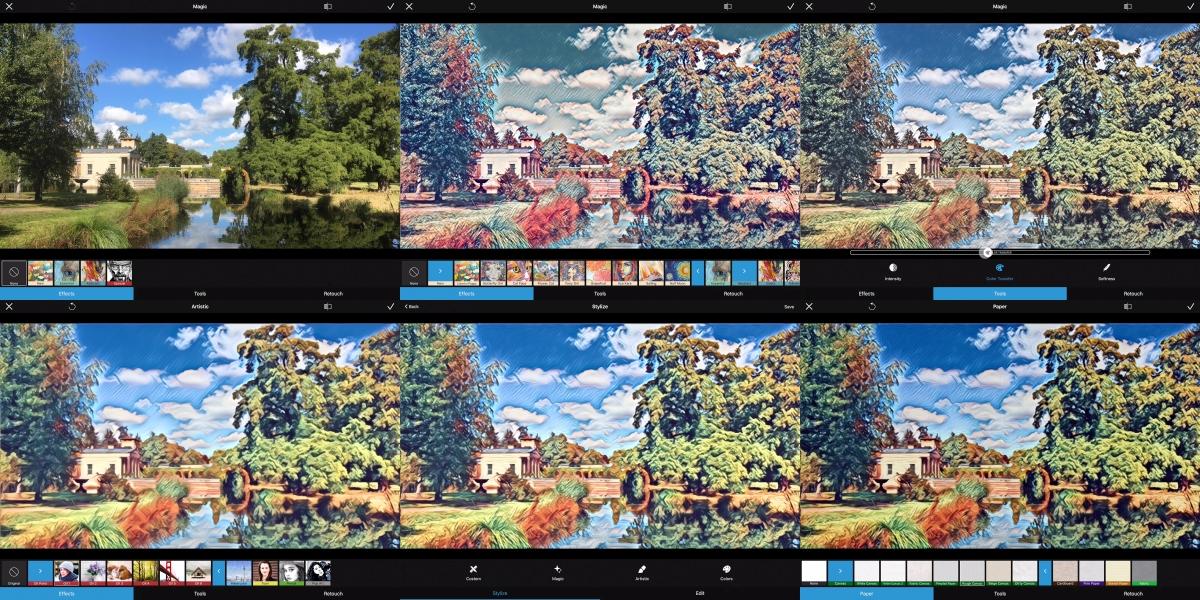 Digital Masterpieces: BeCasso (2019). Credit: Digital Masterpieces.