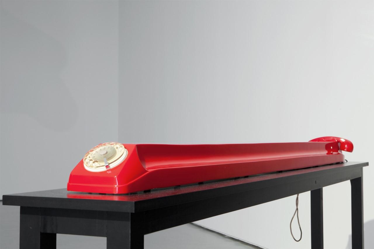 Aparna Rao: The Uncle Phone (2004-2006). Copyright: Pors & Rao Studio.
